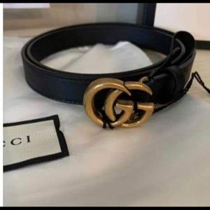 Gucci Belts never used